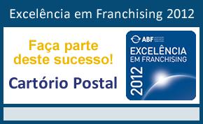 cartorio postal excelencia em franchising-2012