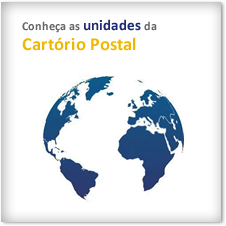 conheca as unidades da cartorio postal