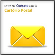 entre em contato com a cartorio-postal